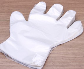 Bao tay Nilong white size M