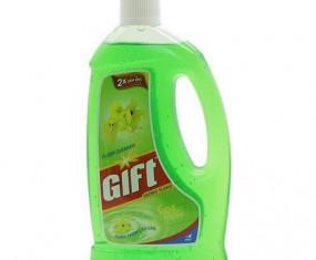 Nước lau sàn Gift hương ylang 1 lít