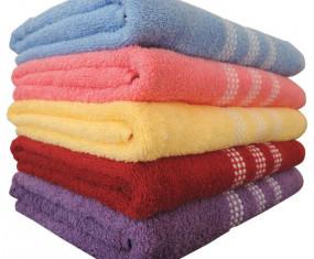 khăn bông cao cấp đủ màu