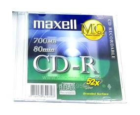 Maxell CD hộp 1 MXC11