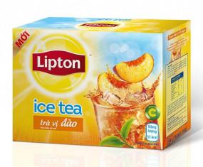 Trà Lipton Ice tea đào 15 gói
