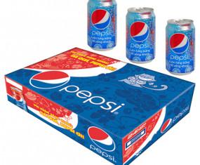 Thùng Pepsi
