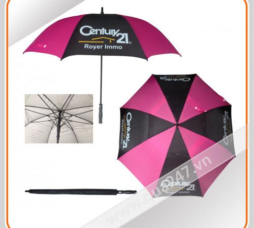 In trên dù